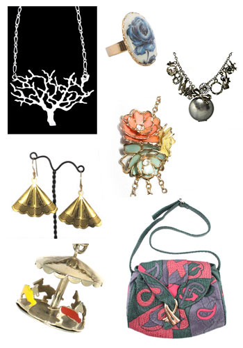 Handpicked Vintage Accessories