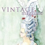 Vintage Magazine first cover