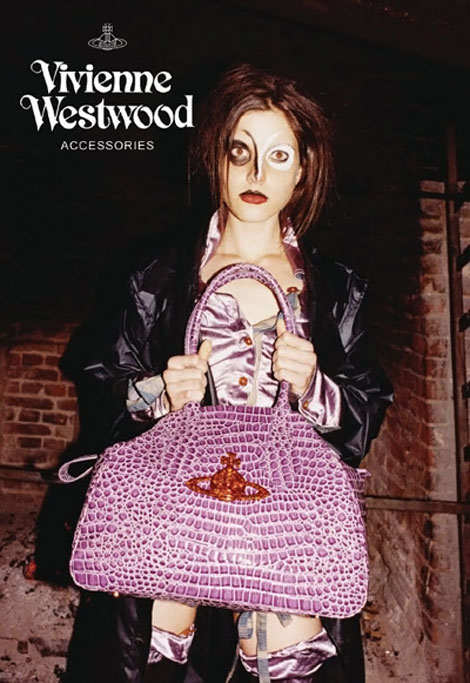 Vivienne Westwood Accessories fall 2010 ad campaign