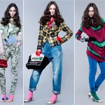 Vivienne Westwood Anglomania Lee Jeans collection
