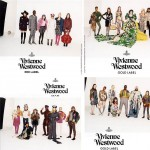 Vivienne Westwood Red Label and Gold Laber Ads by Juergen Teller