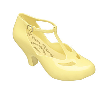 Vivienne Westwood Melissa Mary Jane yellow