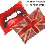 Vivienne Westwood pillows the Rug Company