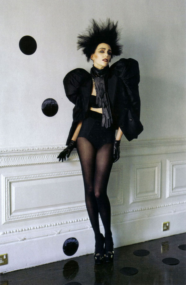 Vogue Italy September 2009 Tim Walker 2