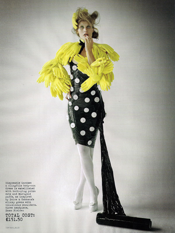 Vogue UK November 2009 Tim Walker 2