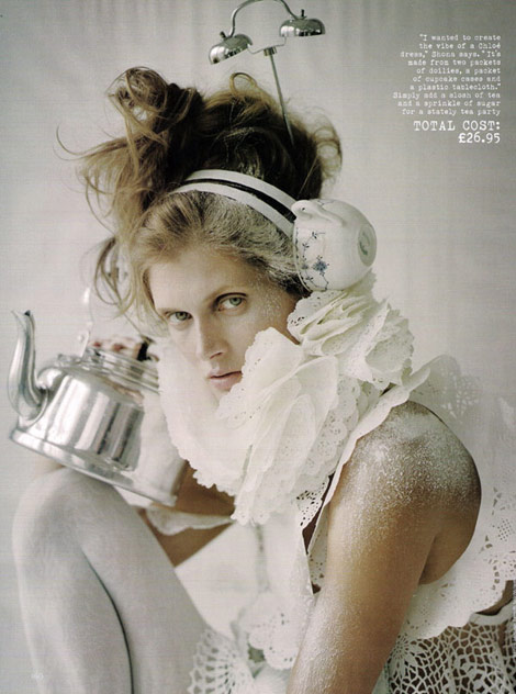 Vogue UK November 2009 Tim Walker photo