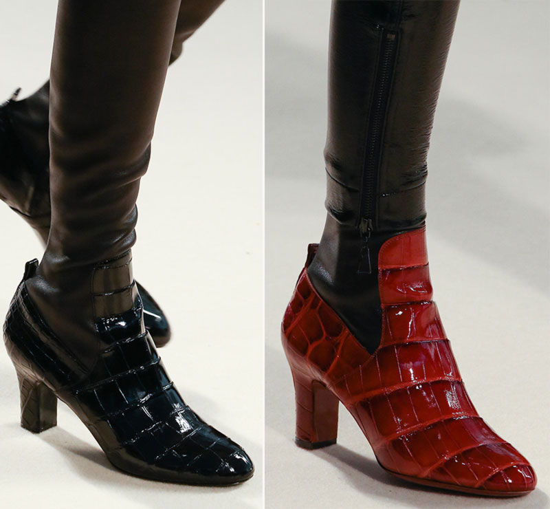 Vuitton new boots Fall 2014