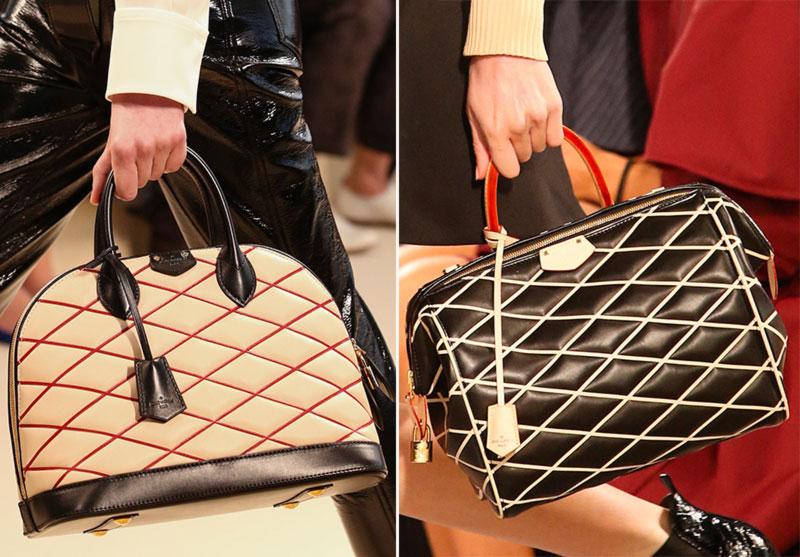 Vuitton new quilted bags Fall 2014
