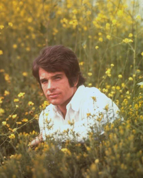 Warren Beatty Grass photo