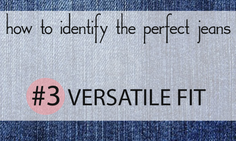 ways to identify the perfect jeans for your fit