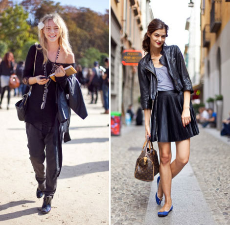 How To Wear Leather With Style