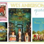 Wes Anderson movies posters