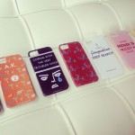 Wes Anderson phone cases Very Troubled Child
