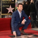 what are Hugh Jackman s brown suede shoes