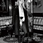 What to wear for the Holidays Party Topshop campaign Cara Delevingne