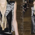 what to wear spring summer 2017 vest lanvin