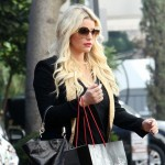 where s Jessica Simpson s new baby bump