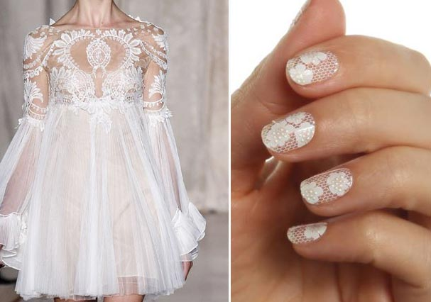 Marchesa On Your Nails: Revlon Appliques