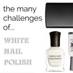 white nail polish must have