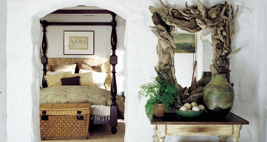 white walls home decor Ralph Lauren home