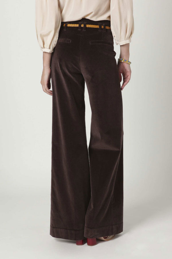 wide leg autumn pants