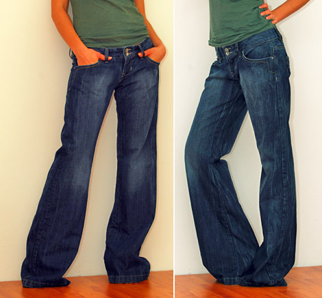 Boyfriend Jeans Still In For 2010?
