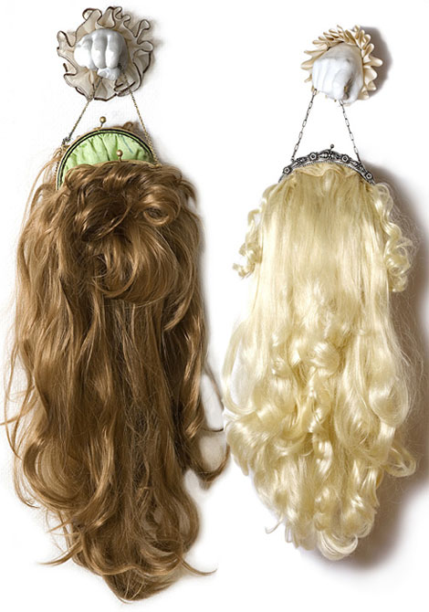 Dare To Wear The Wig Bag By Pia Ingelse?