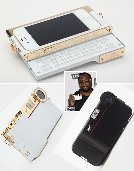 Will You Buy Will I Am's $478 iPhone Case?