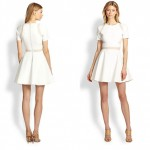 Wimbledon fashion inspiration elizabeth james white hipster dress