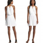 Wimbledon fashion inspiration simple white dress