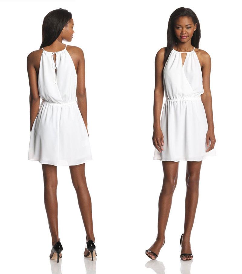 How To Wear The Wimbledon Fashion Trend: 14 Stylish White Dresses Ideas!