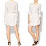 Wimbledon fashion inspiration white shirt dress