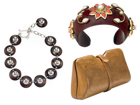 It's Fashion Time to go Green with Wooden Accessories