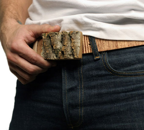 Dare To Wear The Wooden Belt?