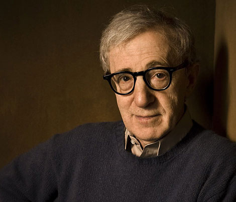 woody allen s back thick eyeglasses