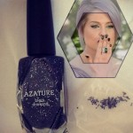 worlds most expensive manicure Kelly Osbourne Emmies Black Diamond nails