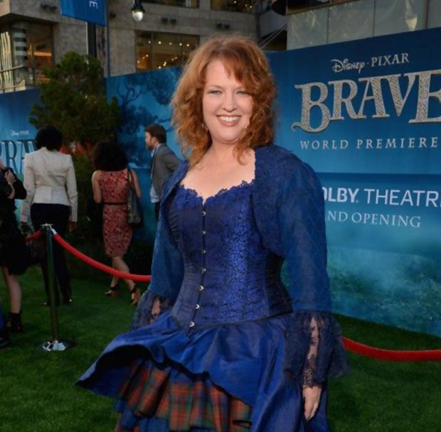 writer director Brenda Chapman at Brave premiere