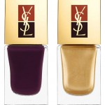 YSL french couture manicure fall 2010 collection