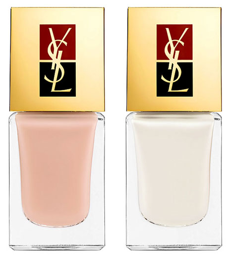 The New French Couture Manicure YSL Fall Winter 2010 Nail Polish Collection