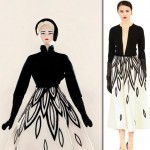 Yulia Yanina doll for Unicef inspired by catwalk collection
