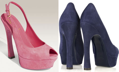 Yves Saint Laurent Palais pumps