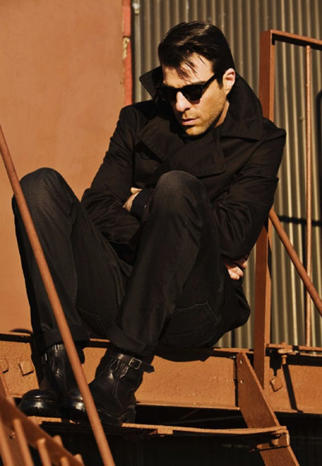 Zachary Quinto GQ Germany June 09