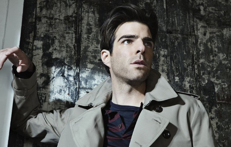 Zachary Quinto GQ Germany June 2009 2