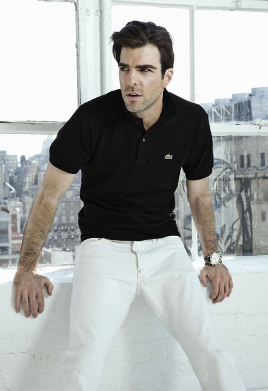 Zachary Quinto GQ Germany June 2009 3