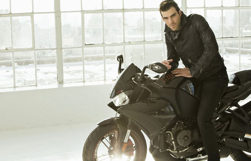 Zachary Quinto GQ Germany June 2009 5