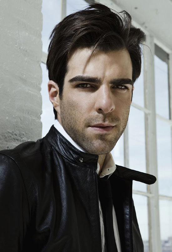 Zachary Quinto GQ Germany June 2009 6