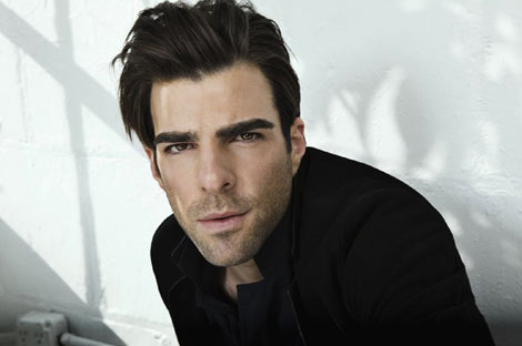 Zachary Quinto GQ Germany June 2009