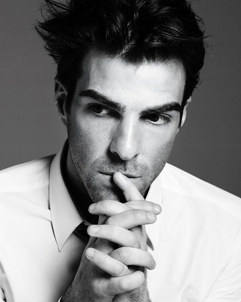 Zachary Quinto Is Gay. Congrats For His Coming Out!