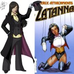 Zatanna classic suit vs modern suits