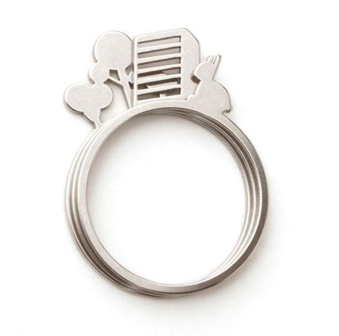 ZLDA landscape rings rabbit